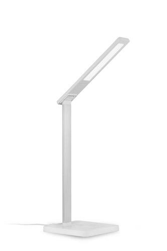 Lampka z ładowarką indukcyjną VELIA