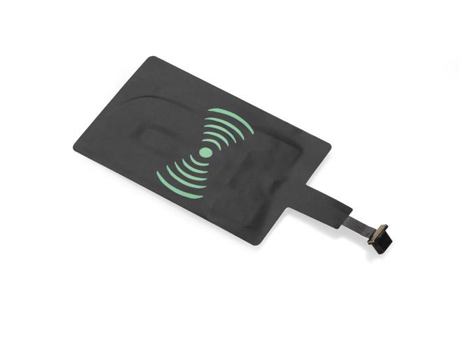 Adapter micro USB do ładowania indukcyjnego INDO