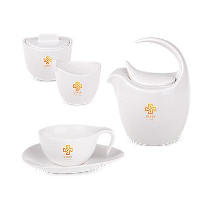 Zestaw Swan Coffee