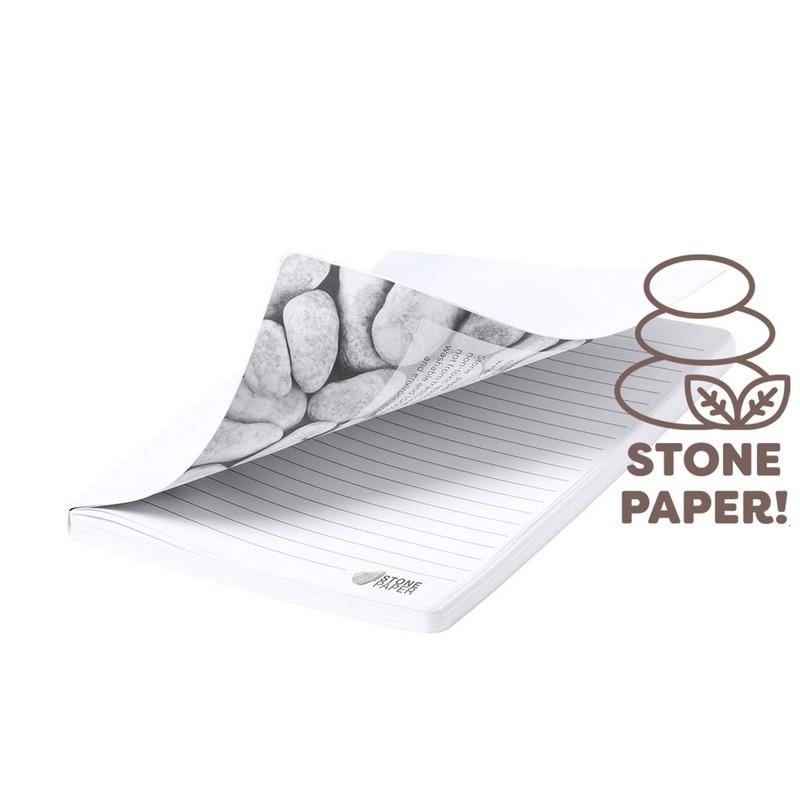 Notatnik ok. A5 z papieru kamiennego