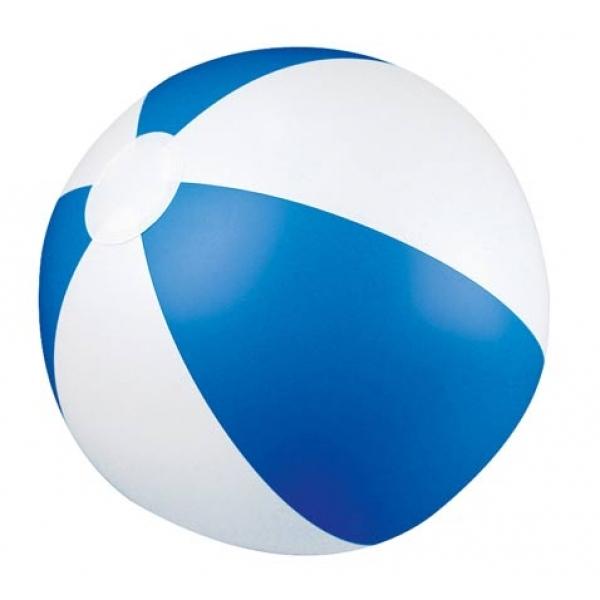 Piłka plażowa dwukolorowa KEY WEST