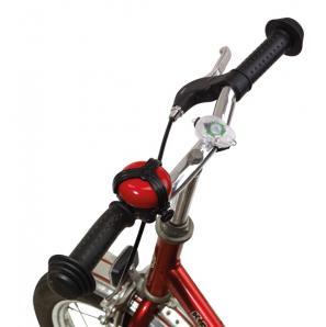 Zestaw lampek rowerowych SMART LIGHTS, biały, czerwony