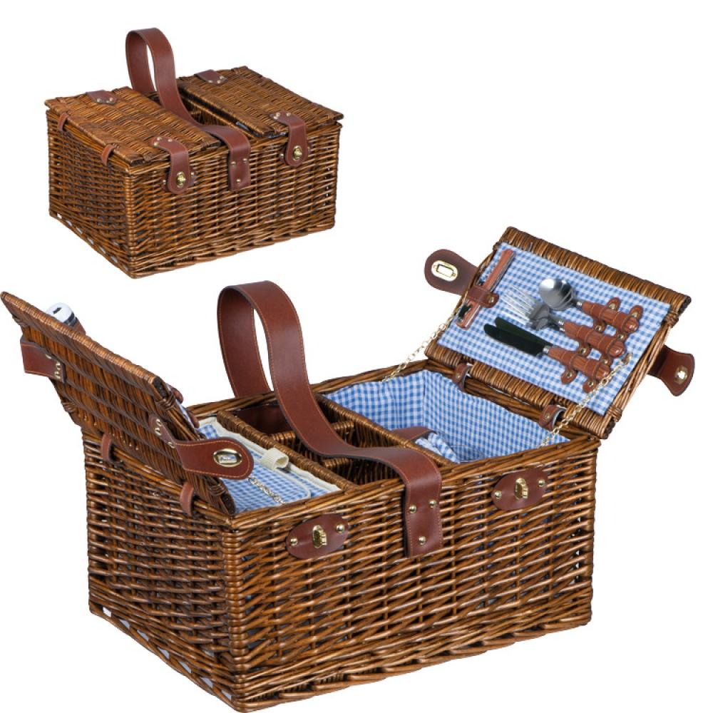 Kosz piknikowy dla 4 osób