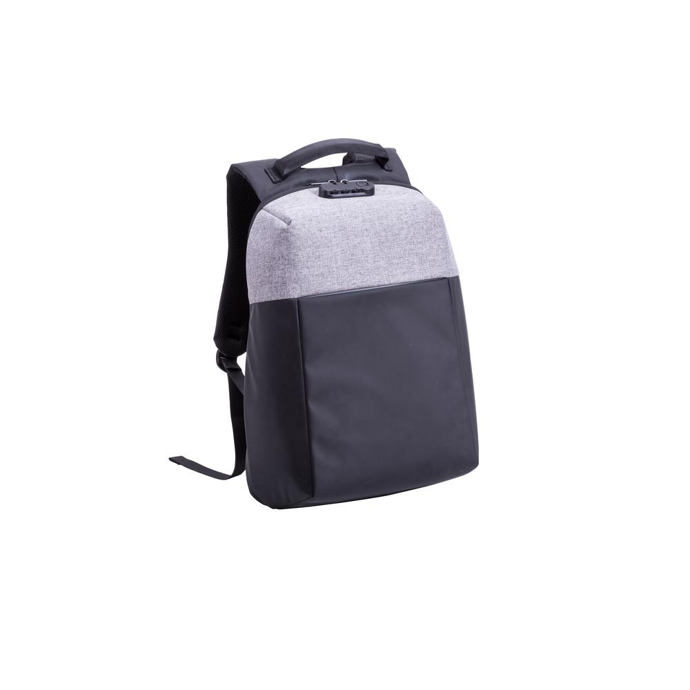 """Wodoodporny plecak chroniący przed kieszonkowcami, przegroda na laptopa 15"""" i tablet 10"""""""