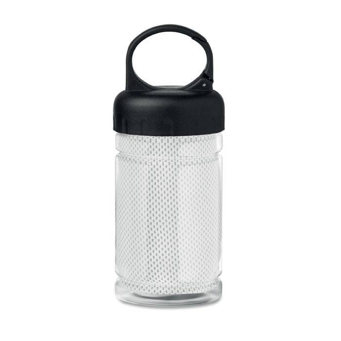 Butelka z PET z ręcznikiem Fris