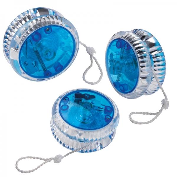 Jo-jo świecące Belmont, niebieskie