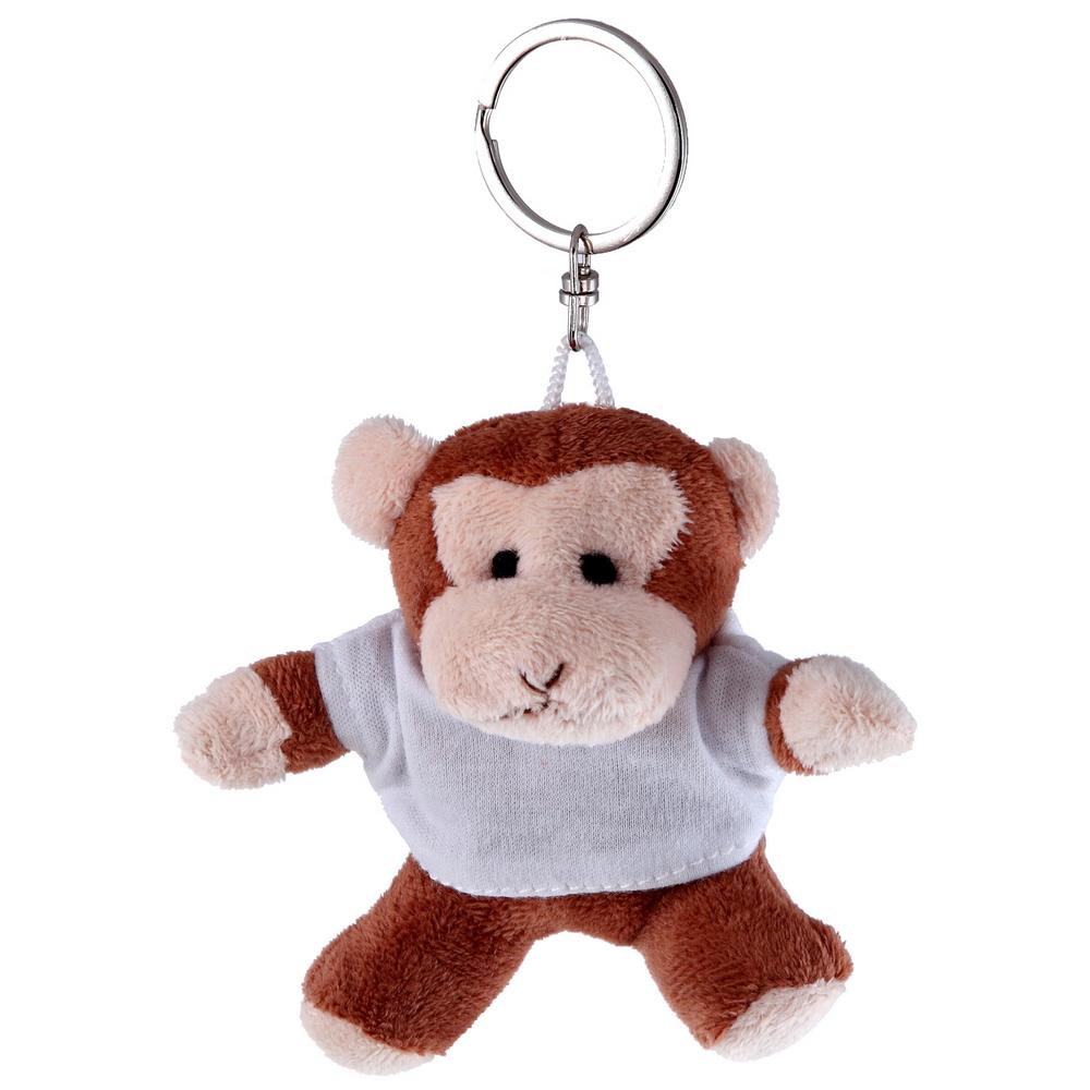 Pluszowa małpka, brelok   Nana