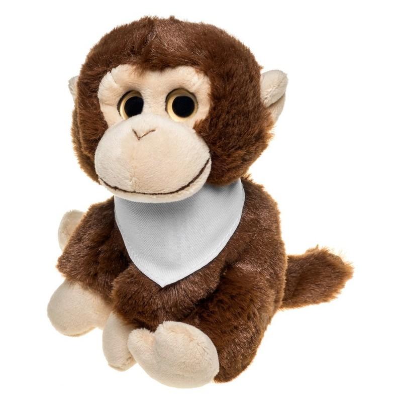 Pluszowa małpka   Taffy