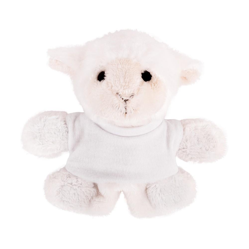 Pluszowa owca, magnes   Fraidy
