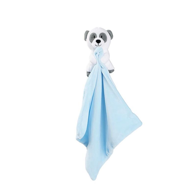 Pluszowy mini kocyk panda   Lorrie
