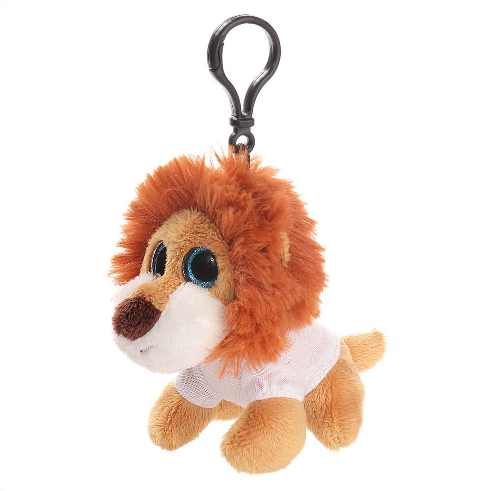Pluszowy lew, zawieszka   Jory