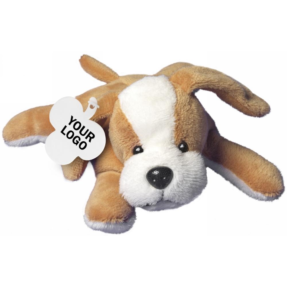 Pies pluszowy