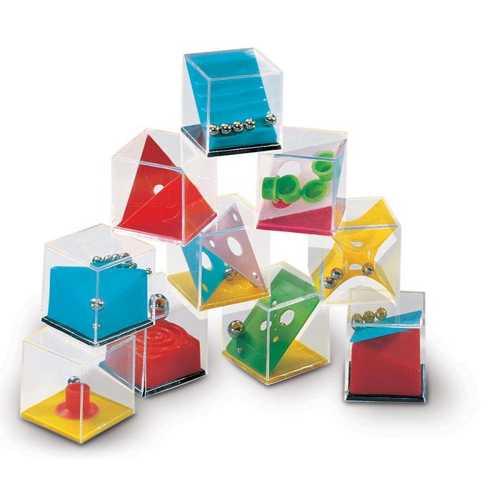 Komplet układanek w pudełku Fumiest