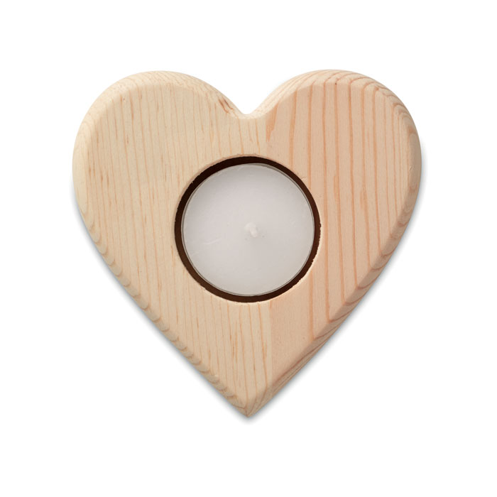 Świecznik serce Teaheart