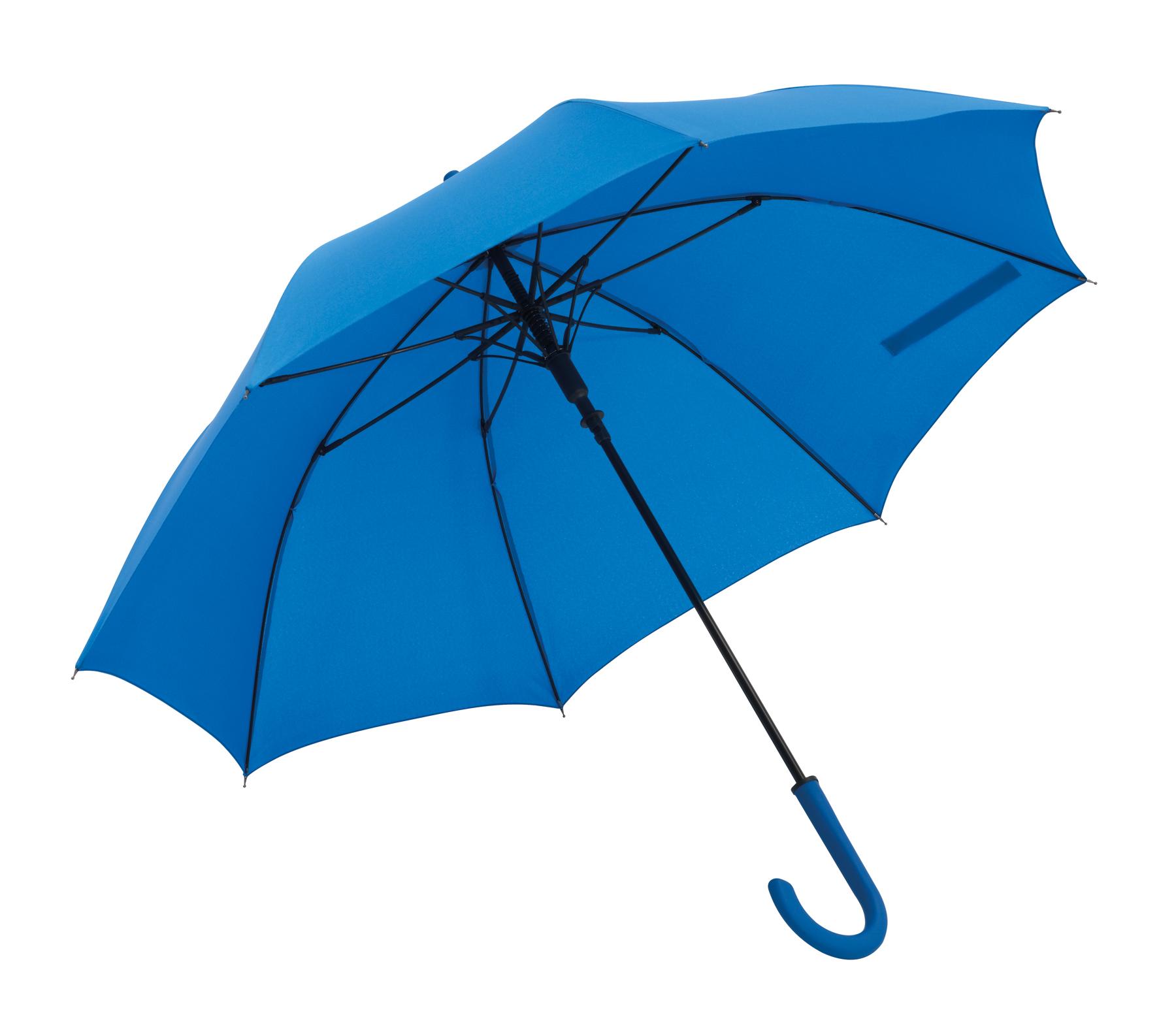 Parasol automatyczny wodoodporny LAMBARDA, niebieski