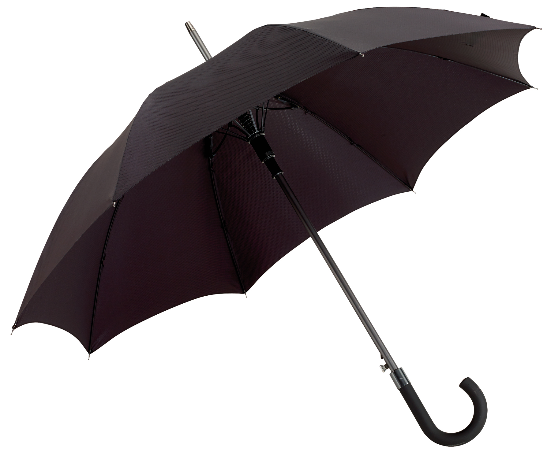 Automatyczny parasol JUBILEE, czarny