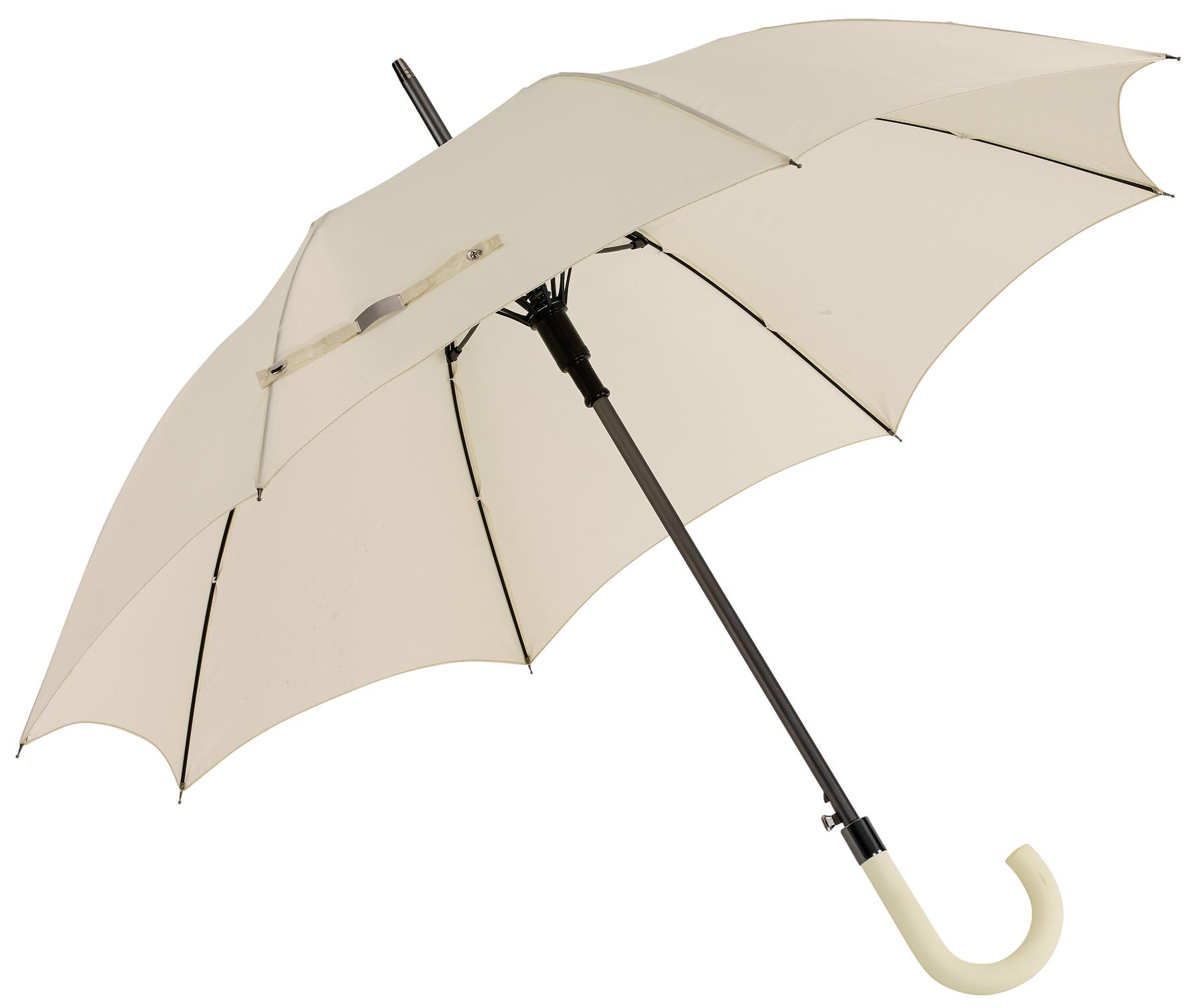 Automatyczny parasol JUBILEE, jasnobeżowy