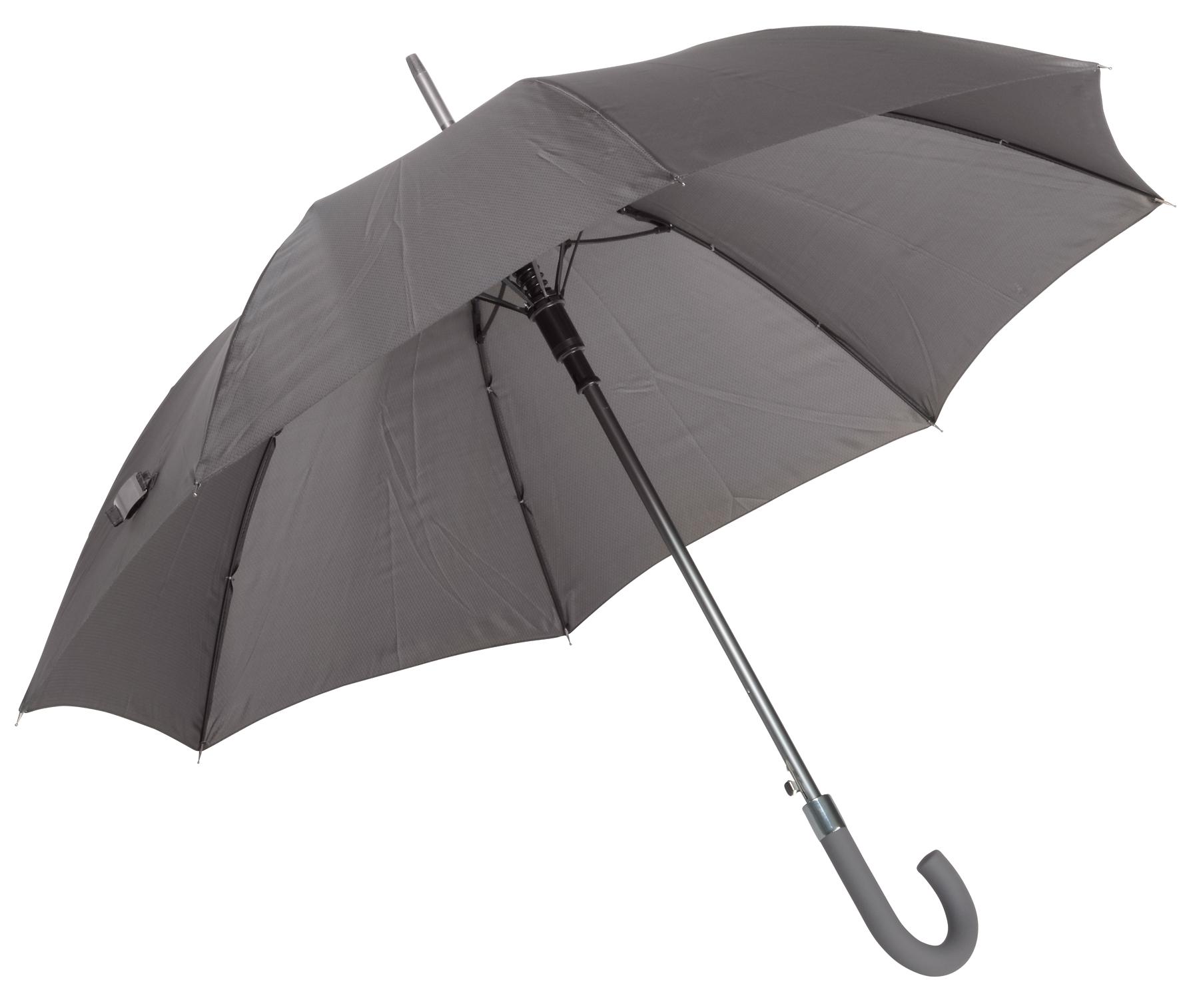 Automatyczny parasol JUBILEE, szary