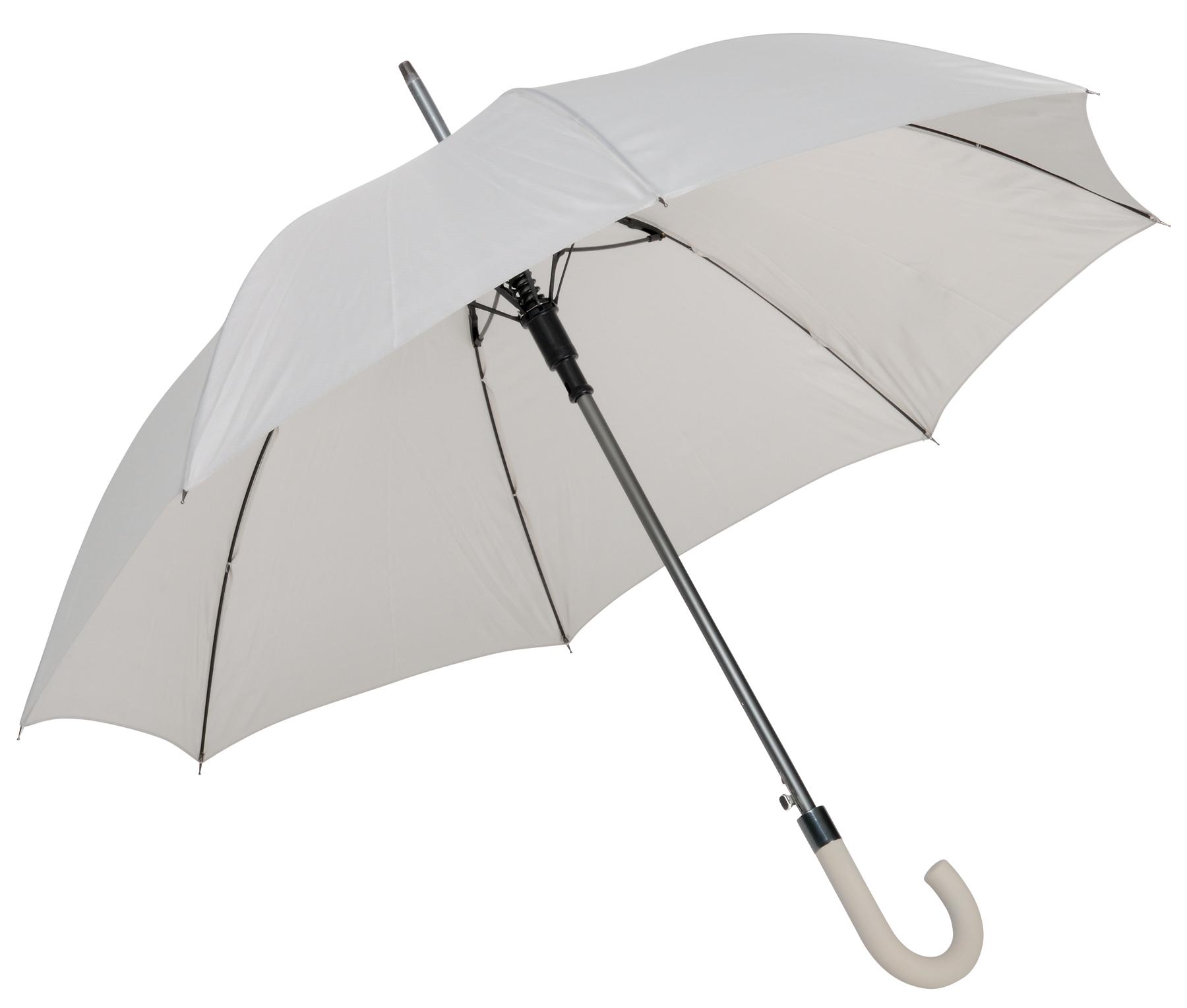 Automatyczny parasol JUBILEE, perłowy szary