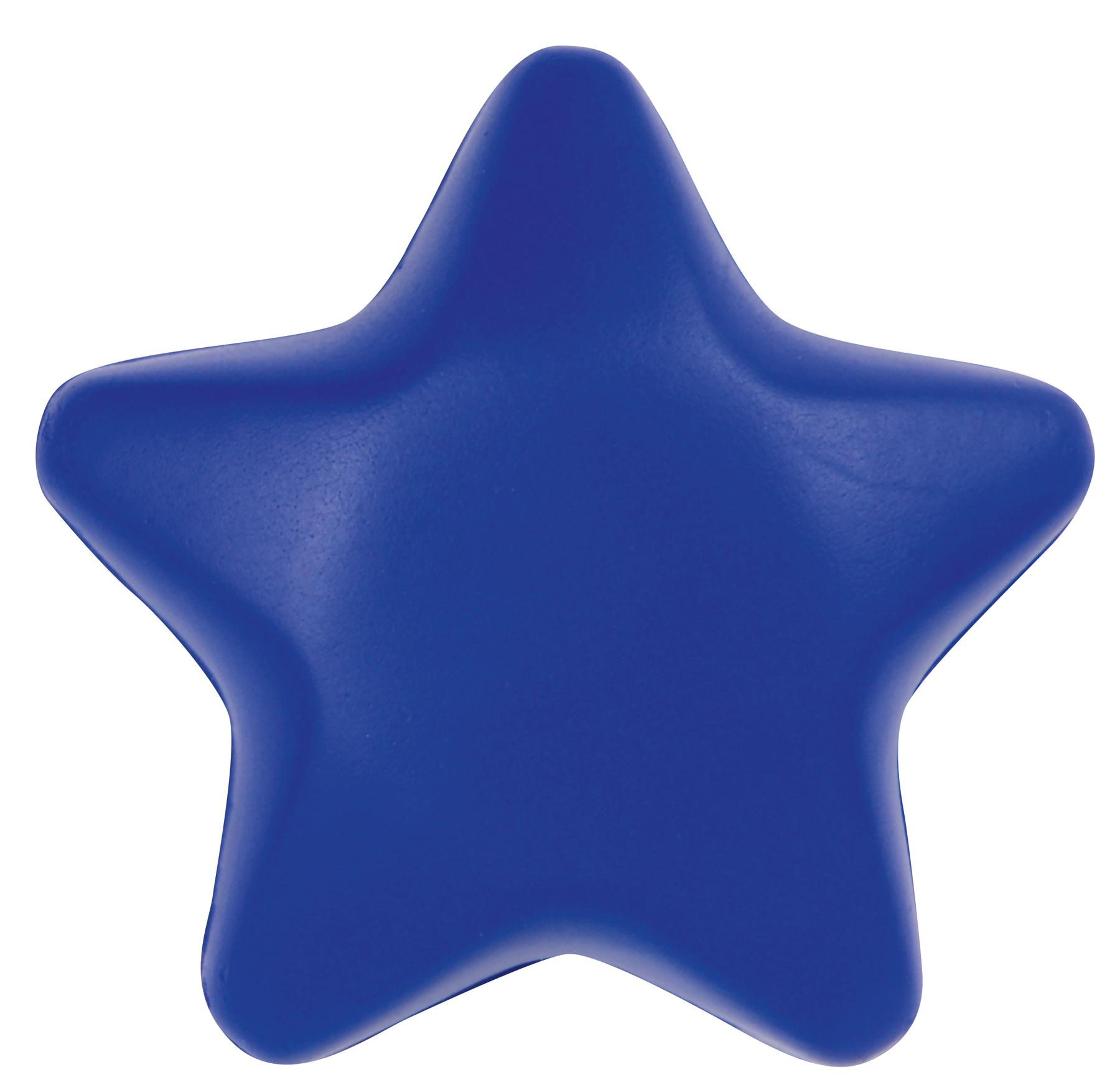 Gwiazda antystresowa STARLET, niebieski