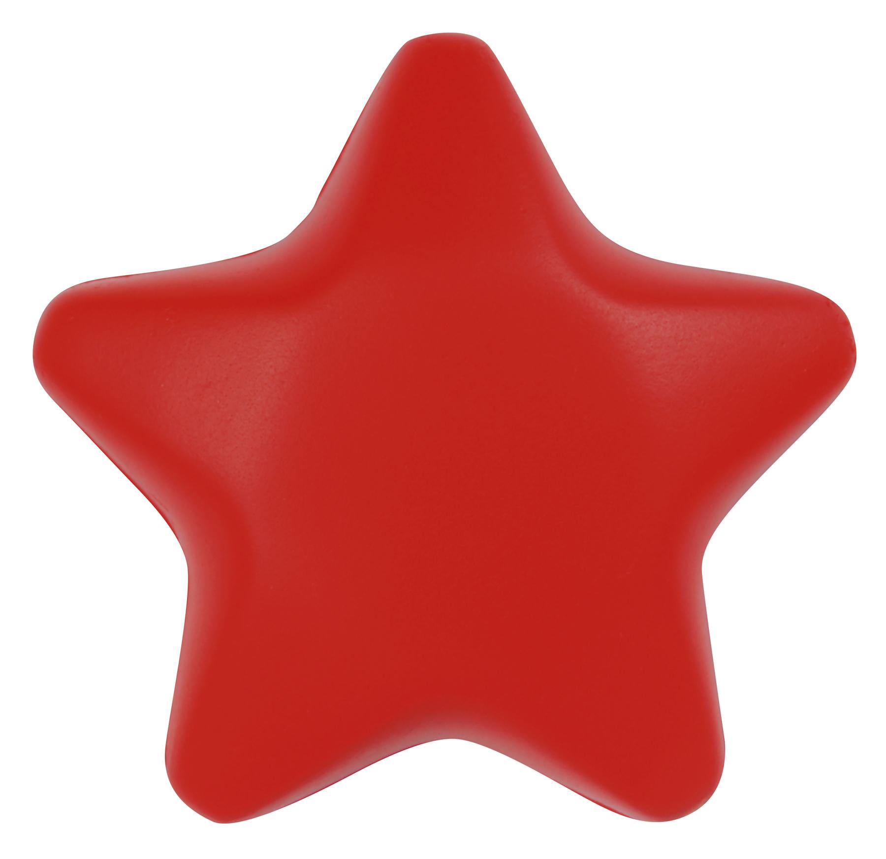 Gwiazda antystresowa STARLET, czerwony