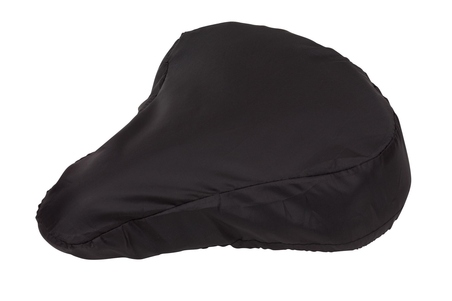 Pokrowiec na siodełko rowerowe DRY SEAT, czarny
