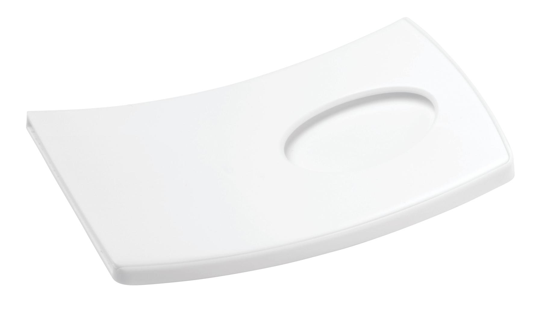 Etui na kartę kredytową ARCHED, biały