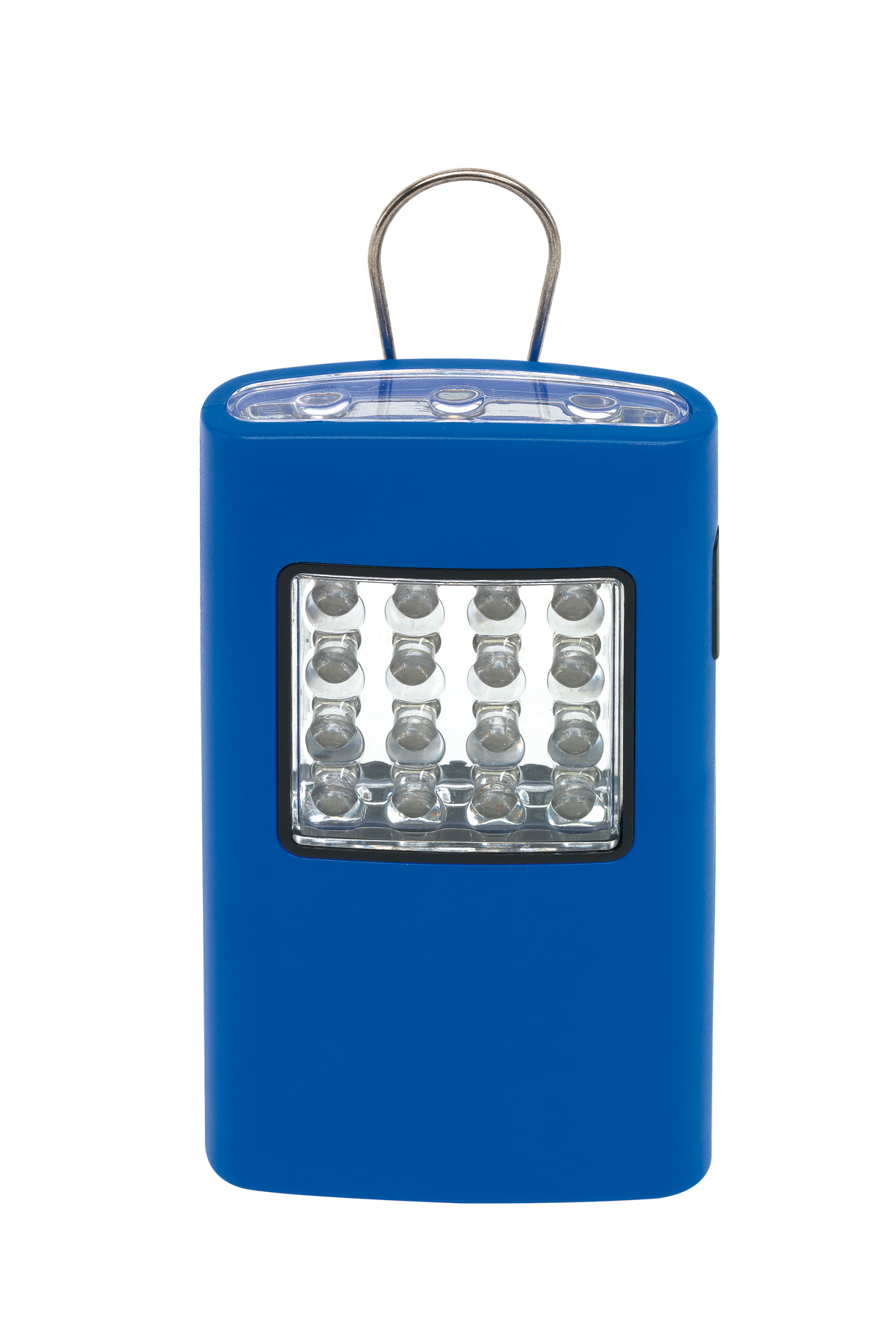Latarka LED BRIGHT HELPER, niebieski