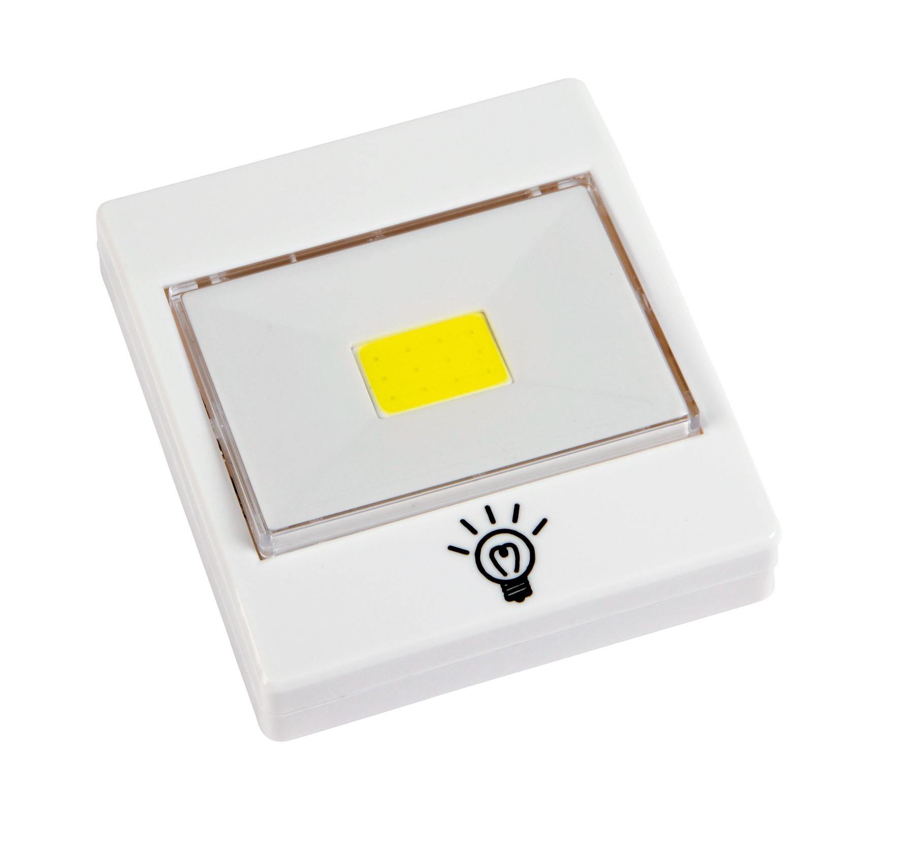 Lampka LED SWITCH IT, biały