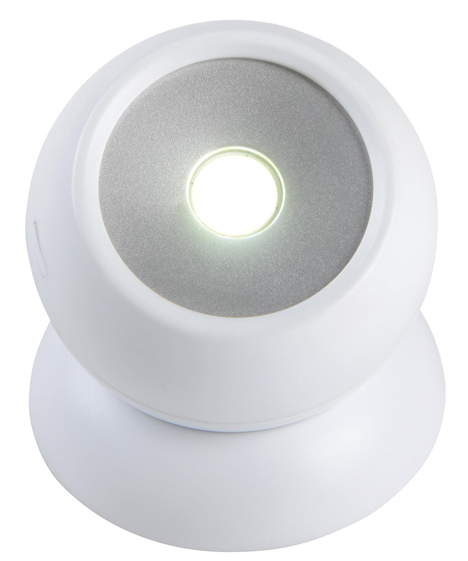 Oświetlenie LED THREE., biały