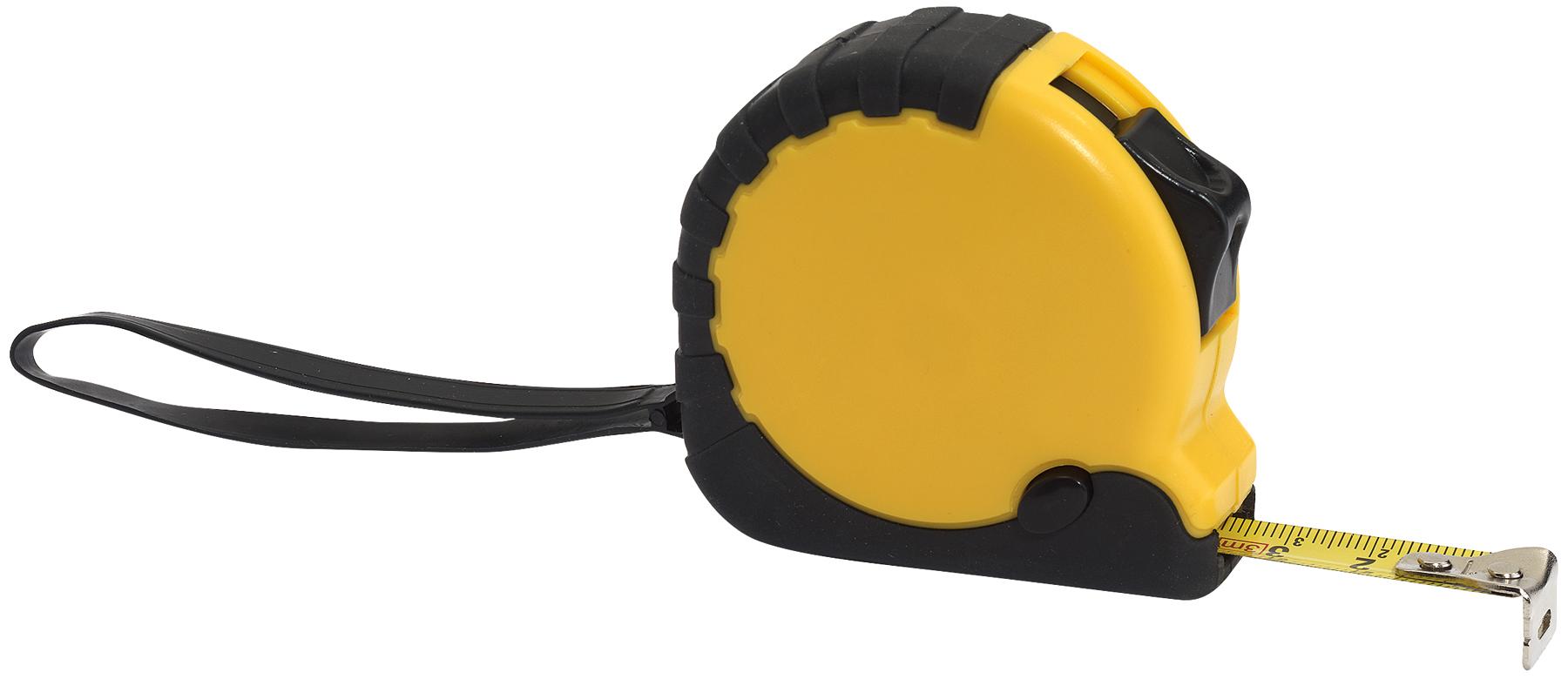 Tasma pomiarowa ELEMENTAL 3m, czarny, żółty