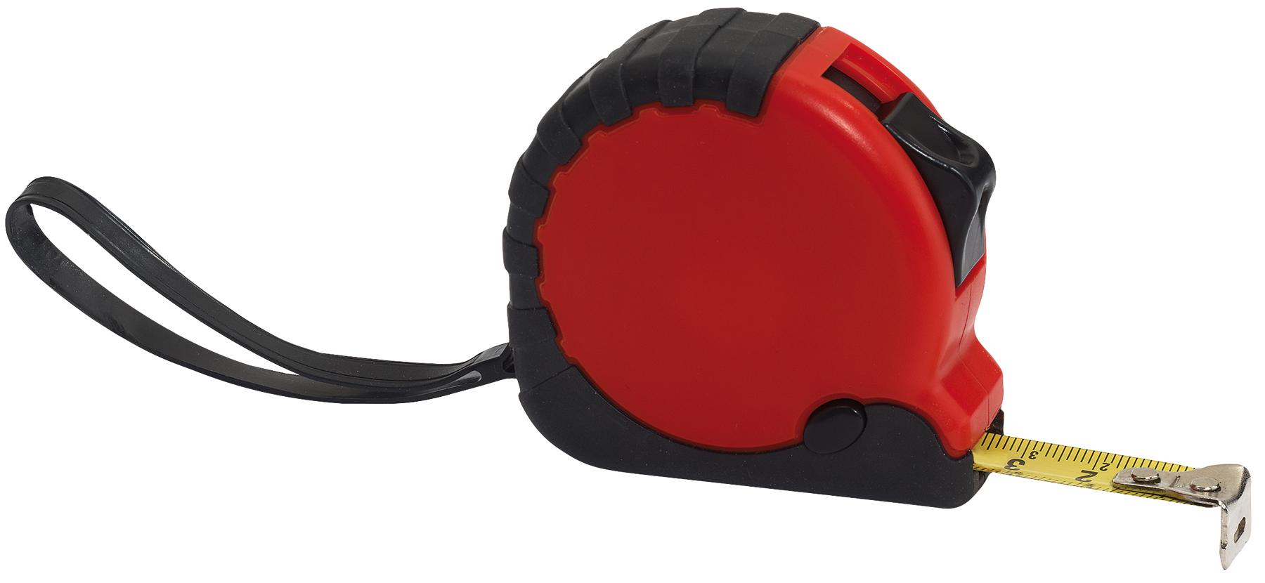 Tasma pomiarowa ELEMENTAL 5m, czarny, czerwony