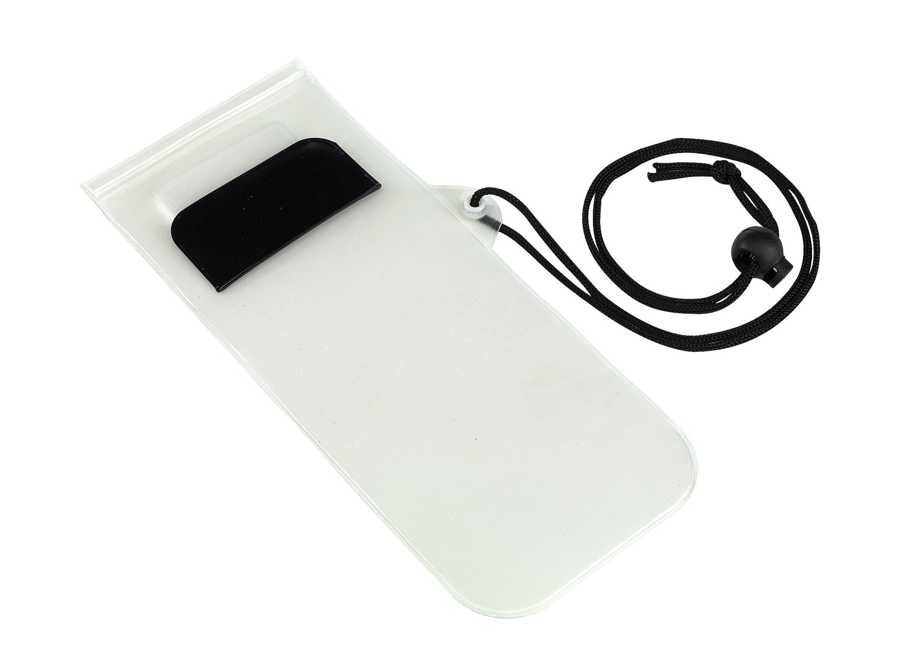 Torebka na telefon SMART SPLASH, czarny