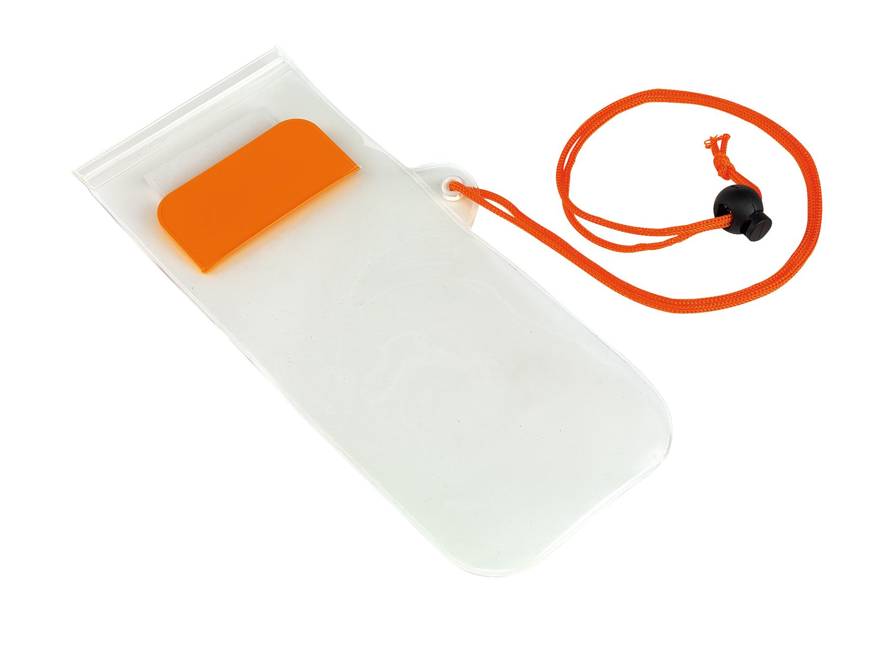 Torebka na telefon SMART SPLASH, pomarańczowy