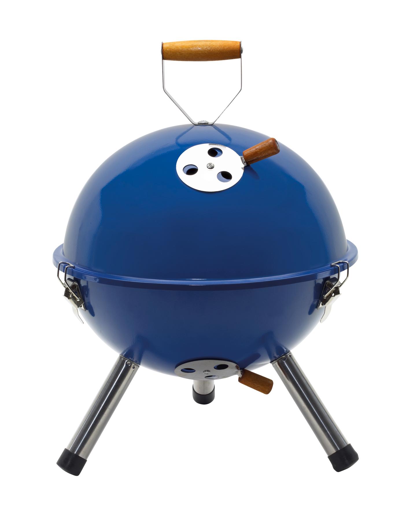 Grill COOKOUT, niebieski