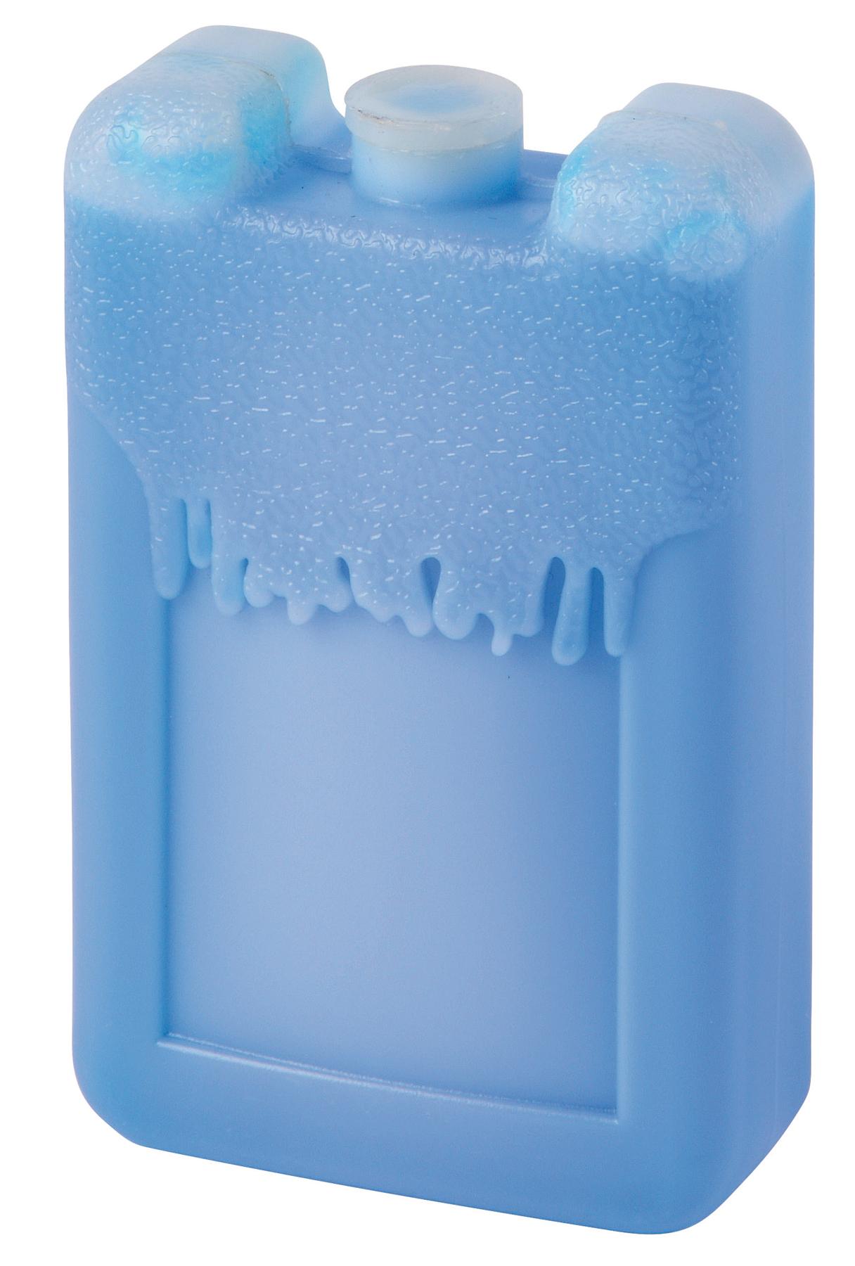 Opakowanie do lodu FREEZE., niebieski, transparentny