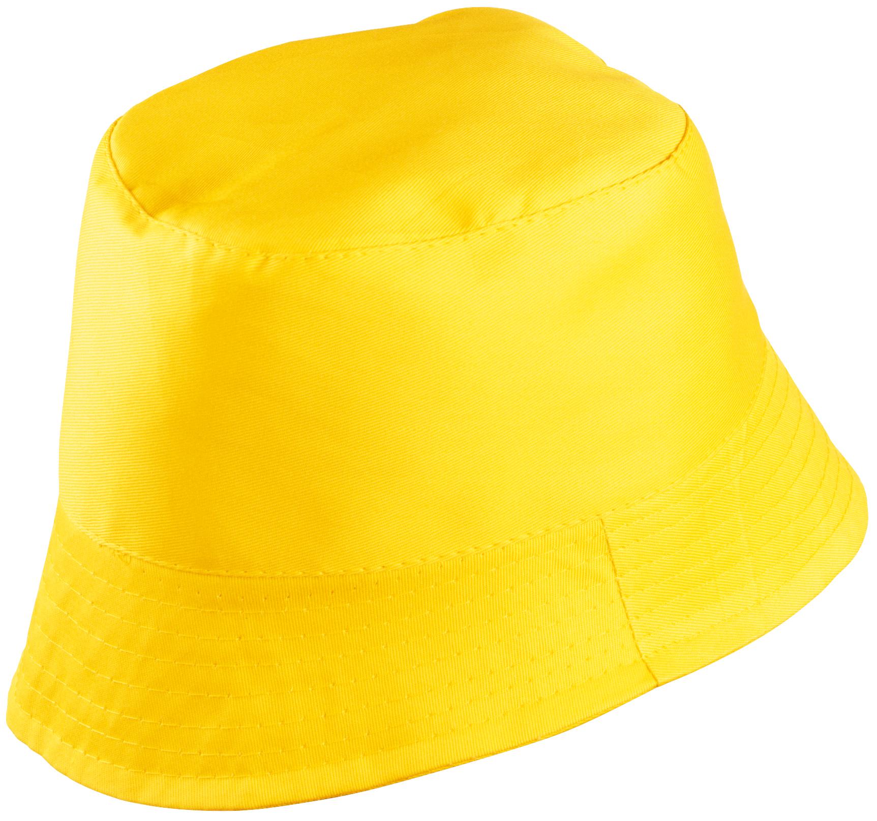 Kapelusz przeciwsłoneczny SHADOW, żółty