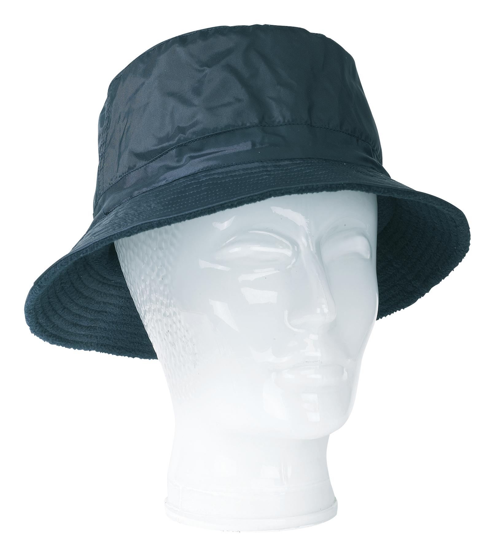 Dwustronny kapelusz SWITCH, niebieski