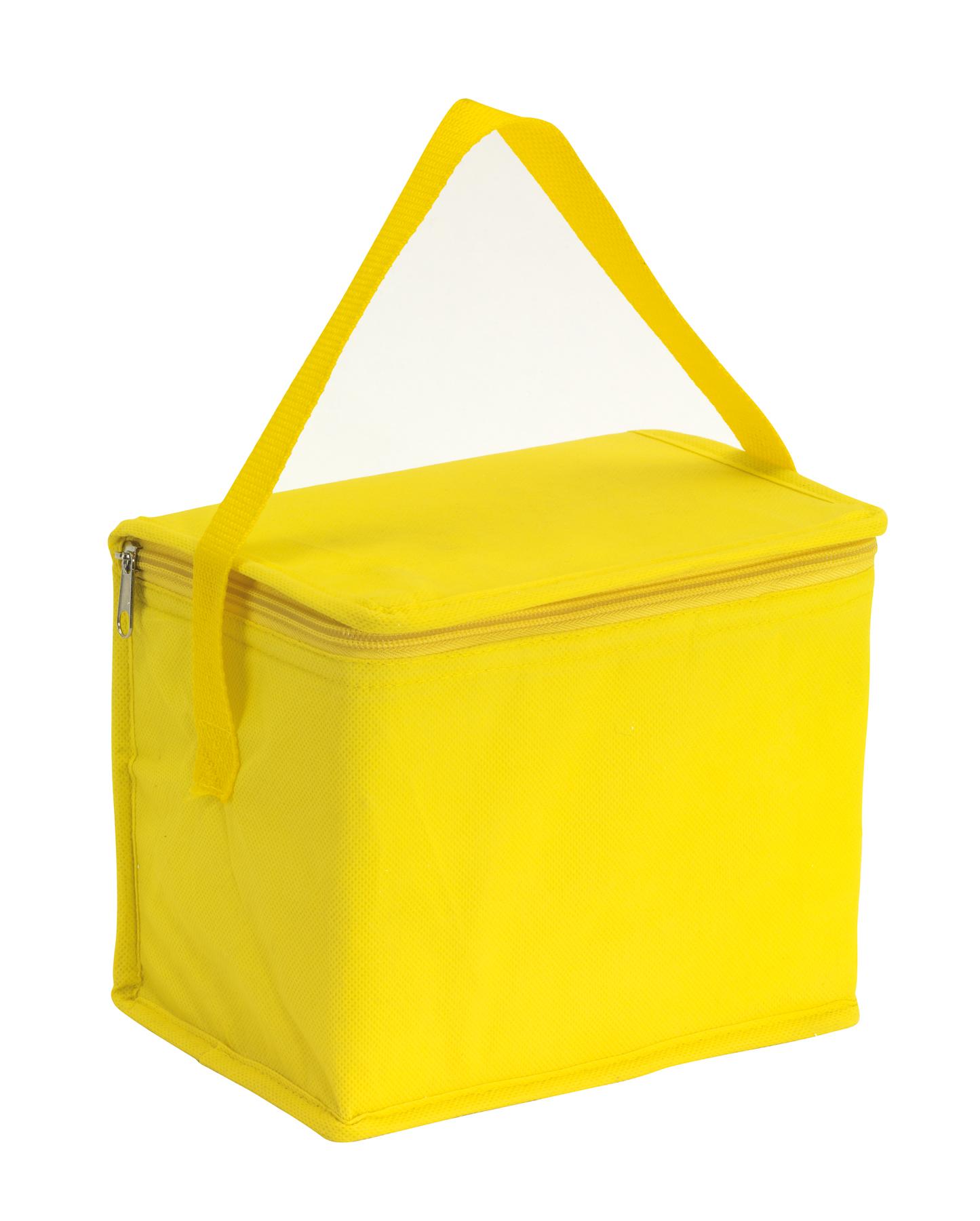 Torba izotermiczna CELSIUS, żółty