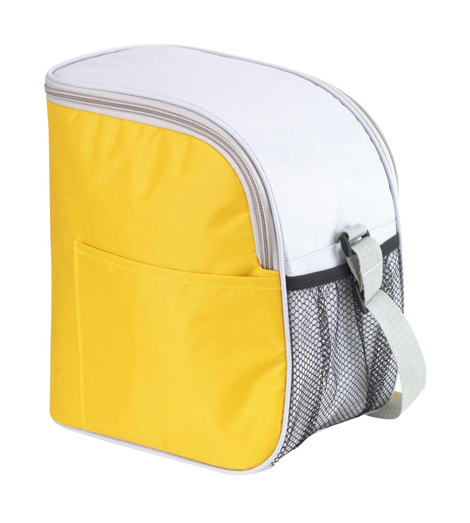Torba izotermiczna GLACIAL, żółty