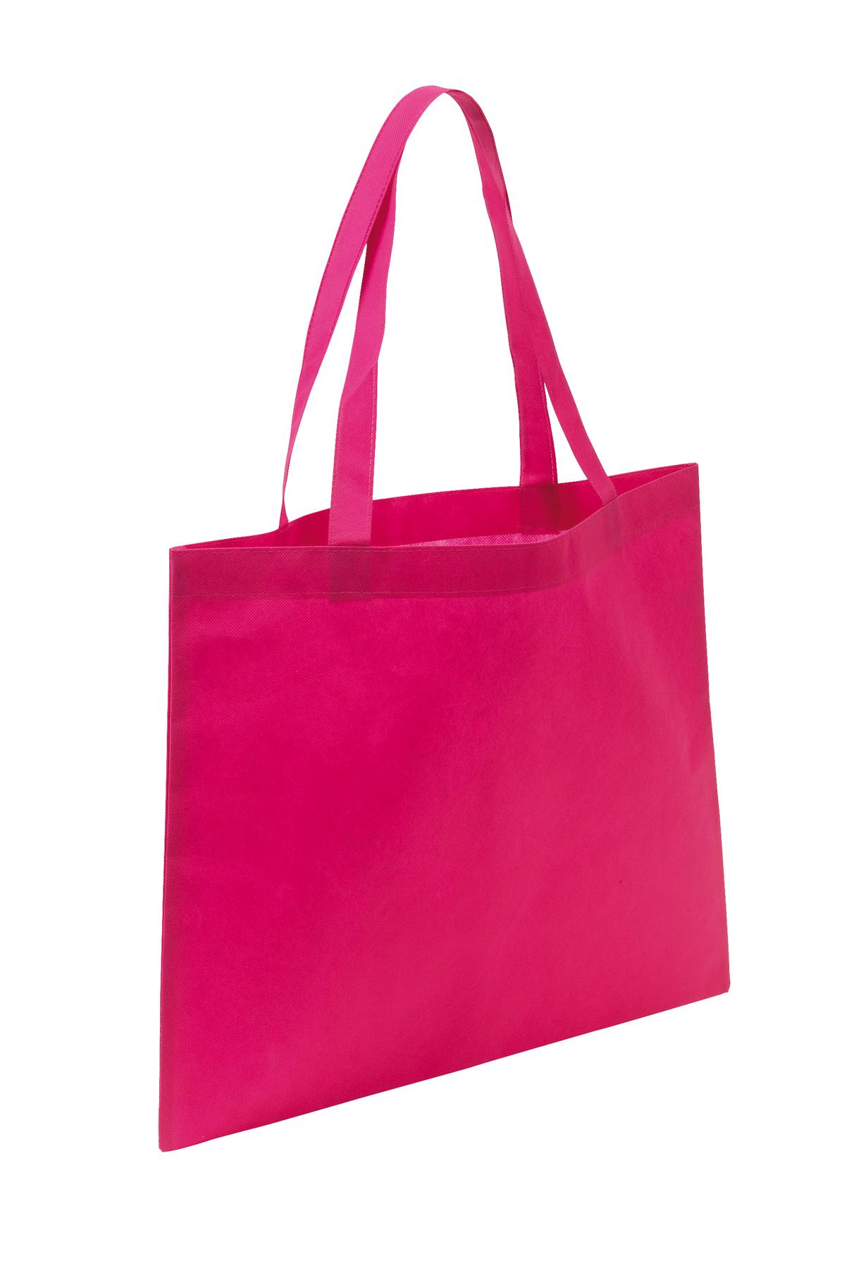 Torba na zakupy MARKET, różowy