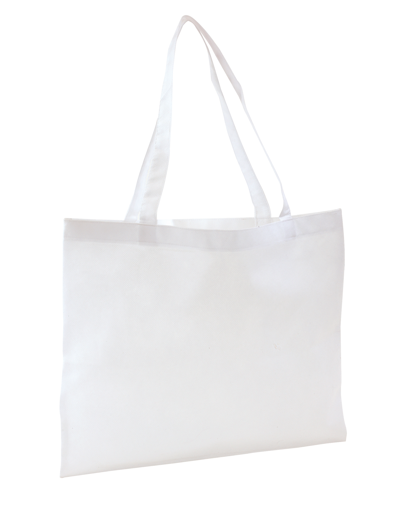 Torba na zakupy MARKET, biały