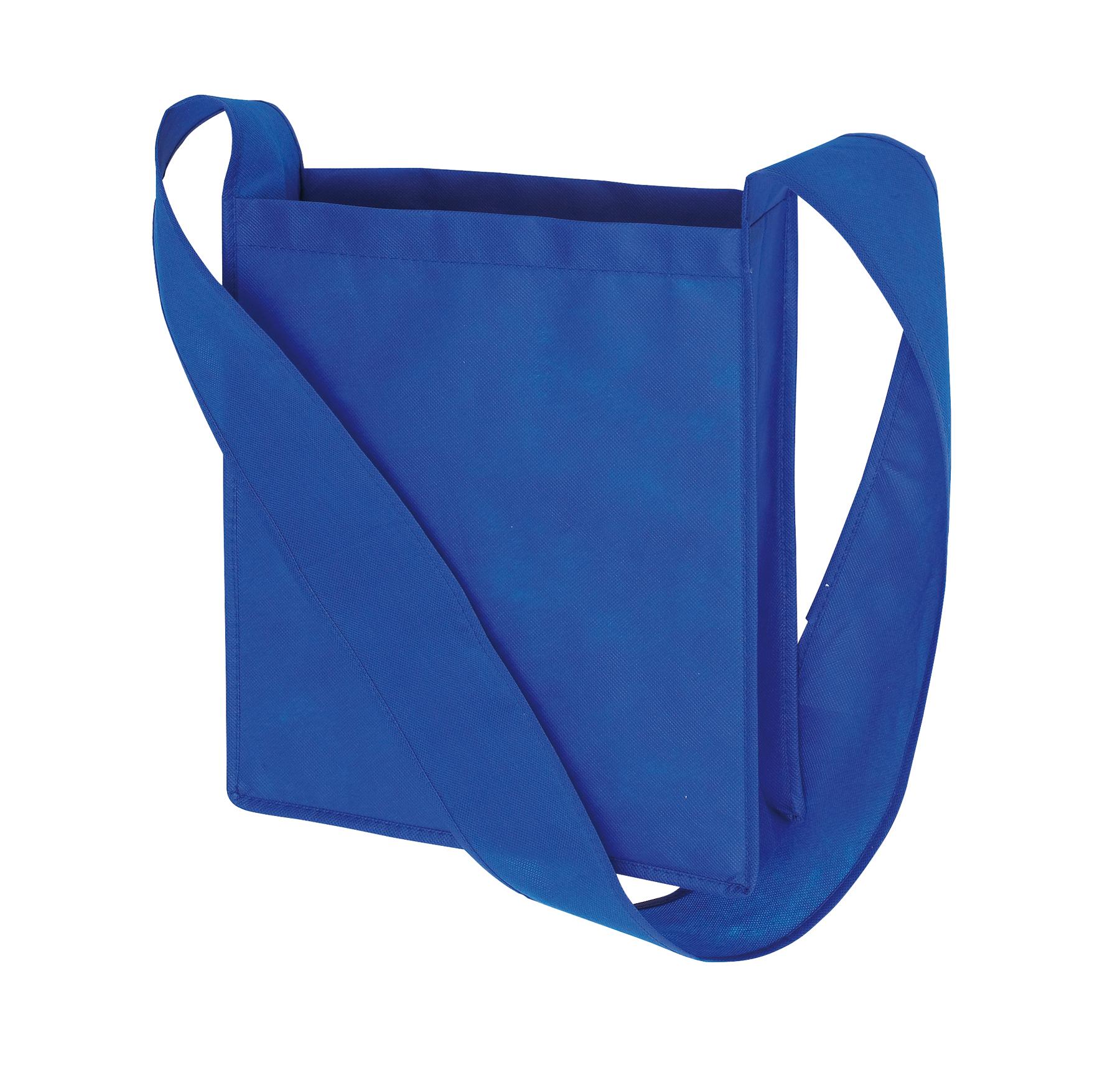 Torba na zakupy MALL, niebieski