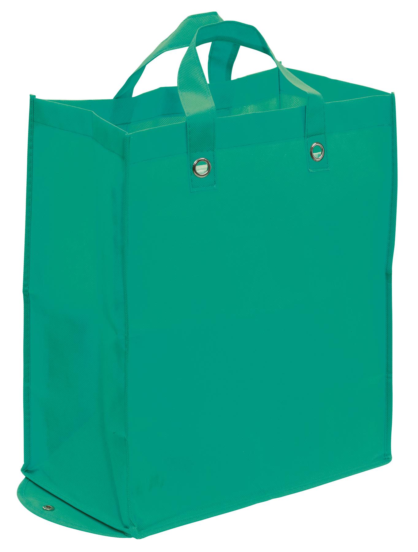 Torba na zakupy PALMA, zielony
