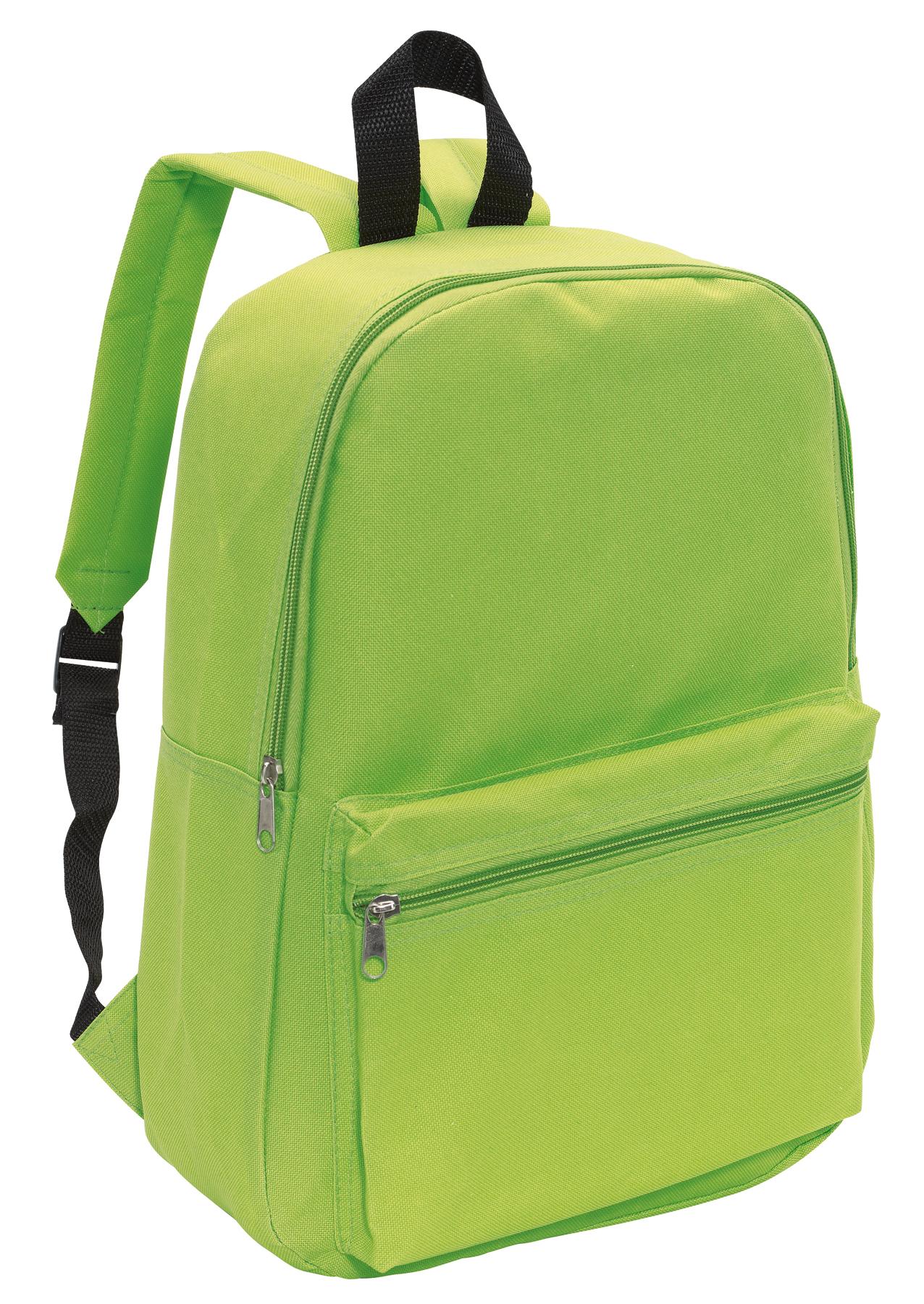 Plecak CHAP, zielone jabłko