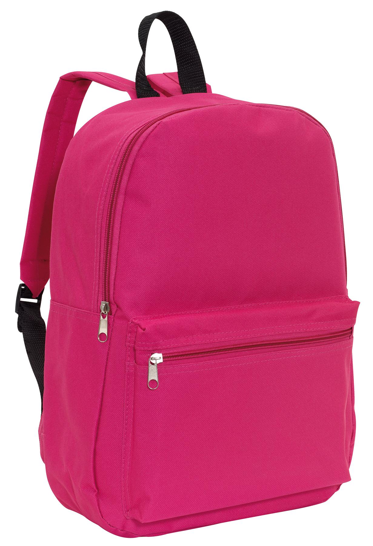 Plecak CHAP, różowy