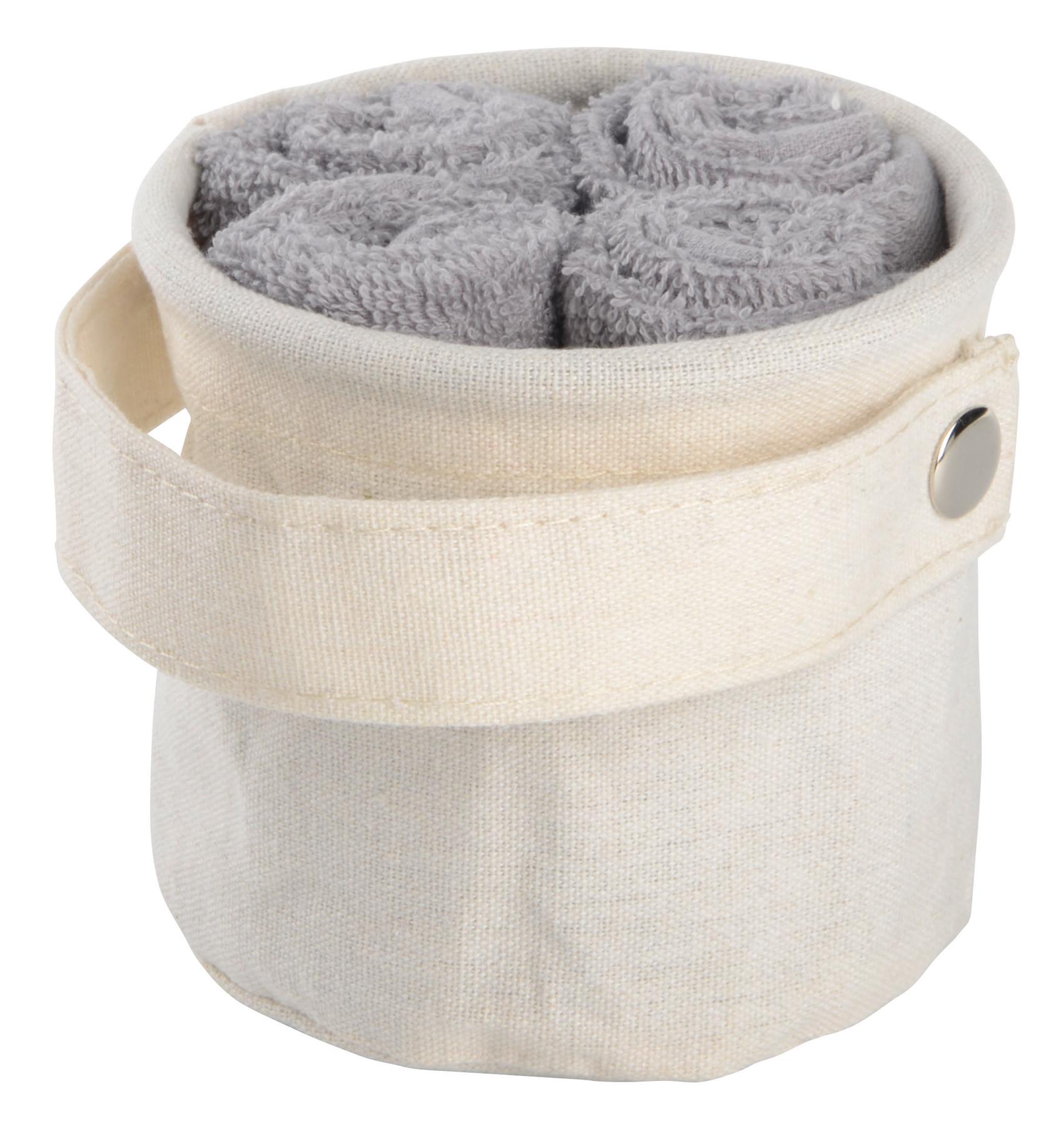 Zestaw ręczników DRY OFF, szary