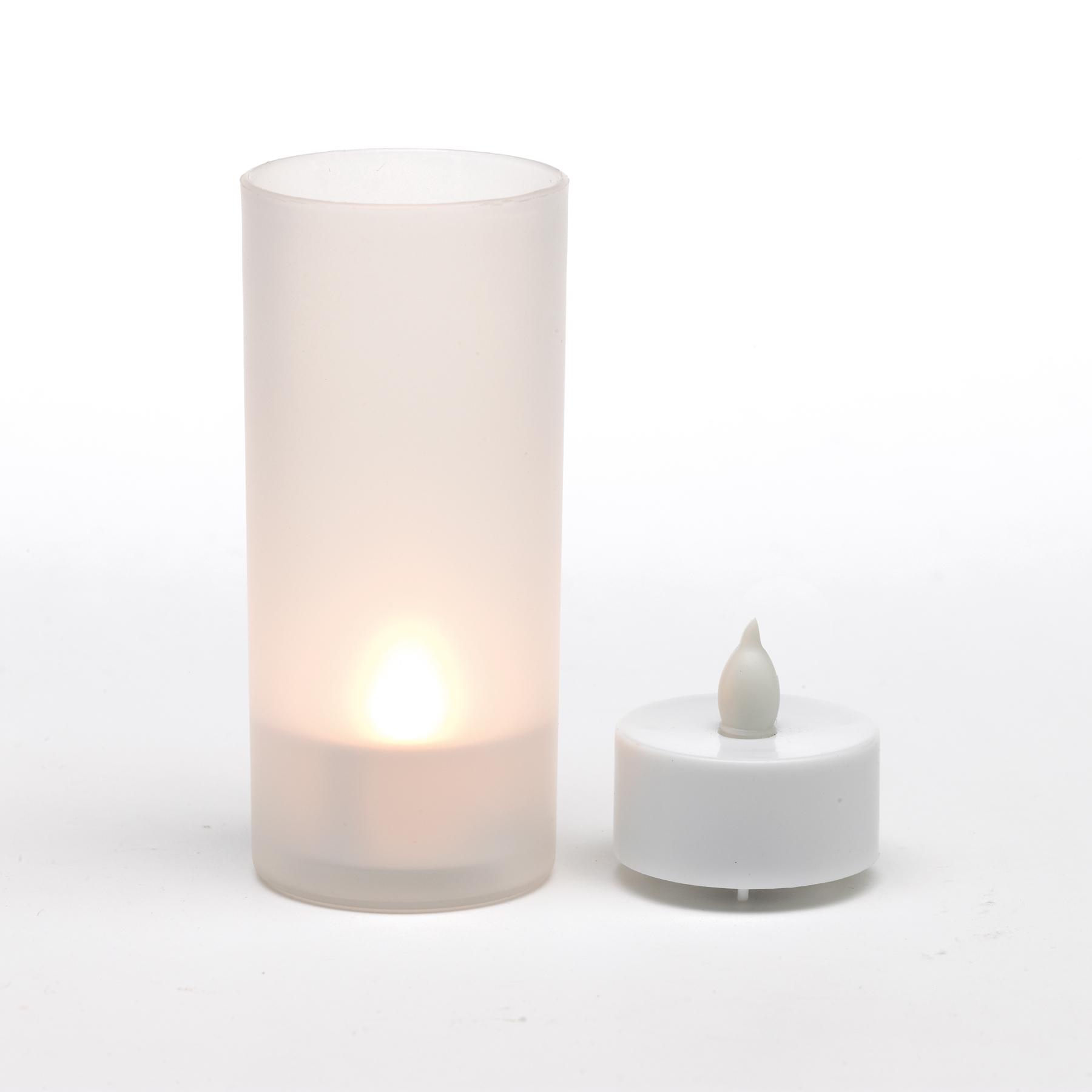 Lampka LED BIG GLINT, biały