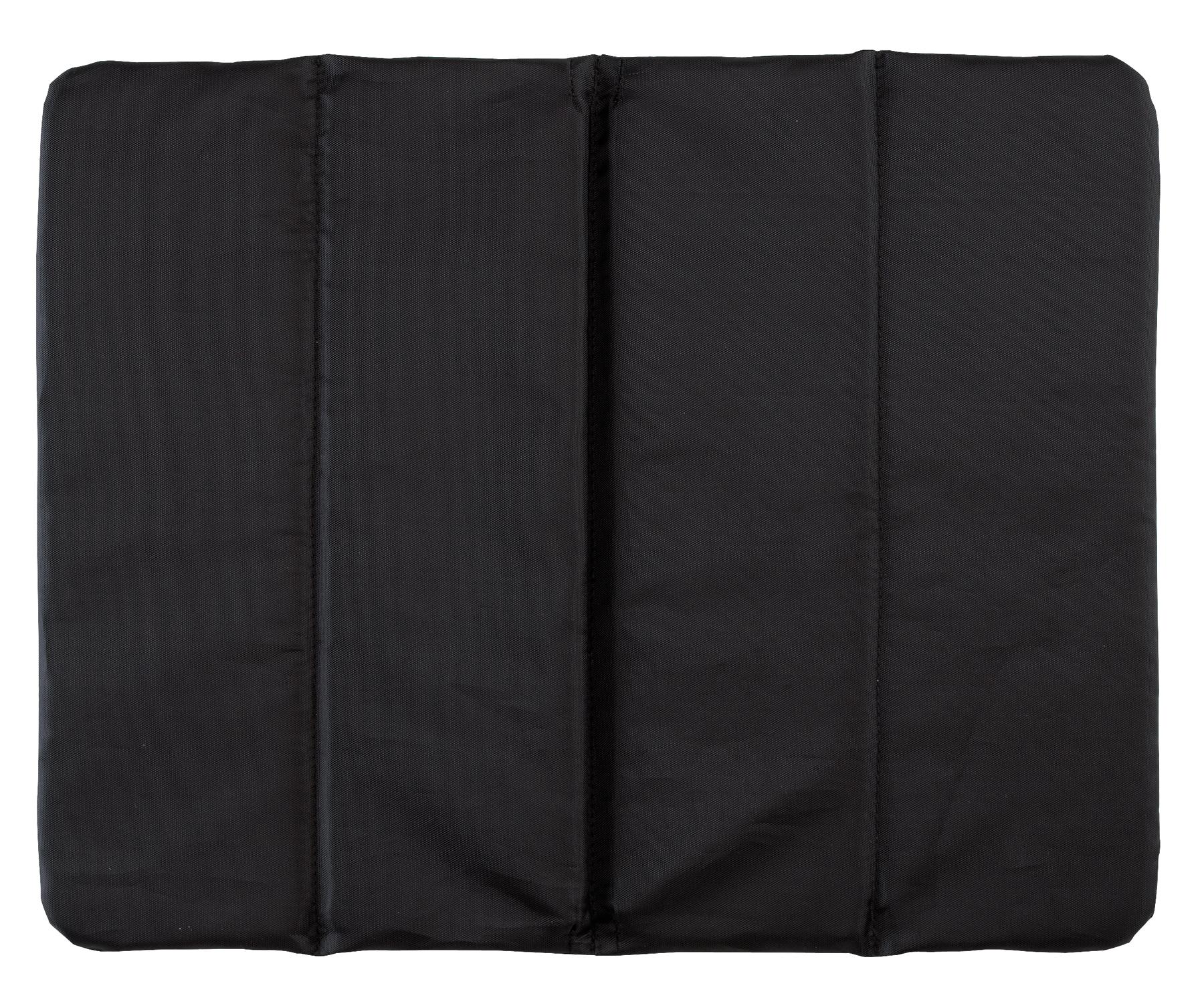 Wygodna poduszka PERFECT PLACE, czarny