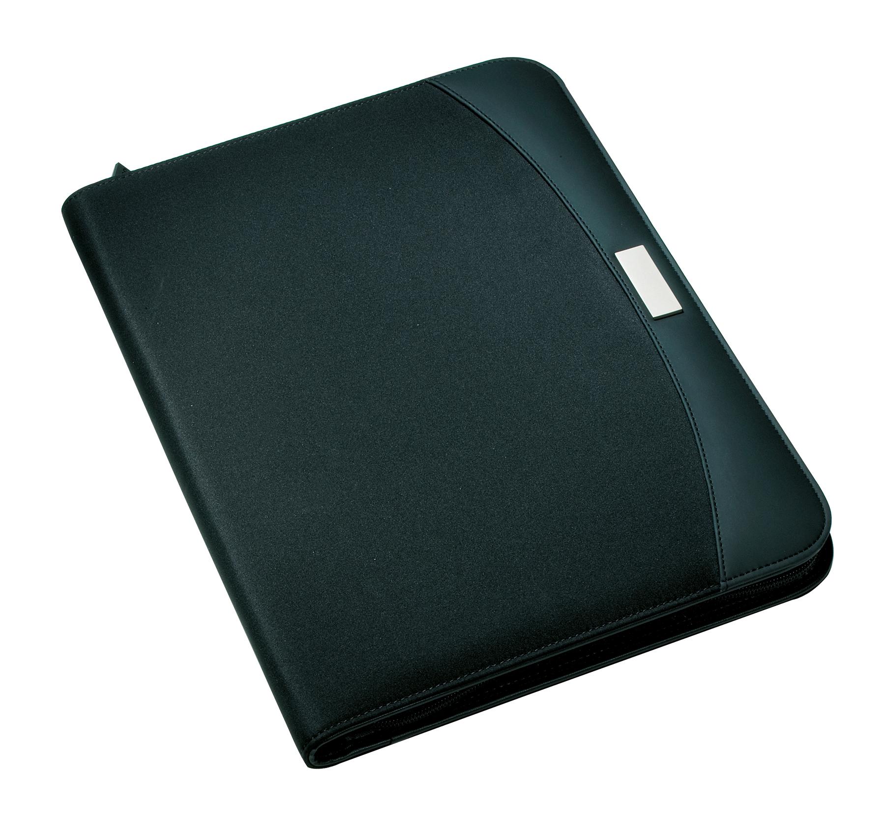 Teczka na dokumenty CREADO w formacie A4, czarny